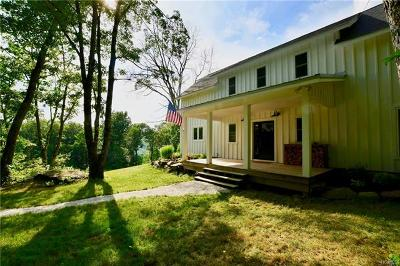Narrowsburg Single Family Home For Sale: 315 Humphrey Road