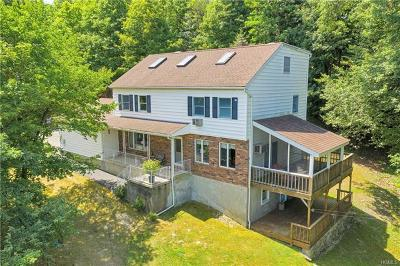Cornwall On Hudson Single Family Home For Sale: 62 Mountain Road