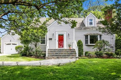 Hartsdale Single Family Home For Sale: 38 Beechwood Road
