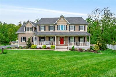 Mahopac Single Family Home For Sale: 26 Noble Court