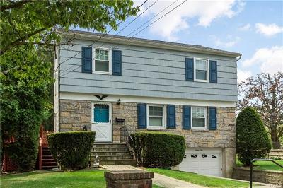 Scarsdale NY Single Family Home For Sale: $649,500