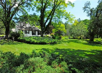Connecticut Single Family Home For Sale: 131 Cat Rock Road