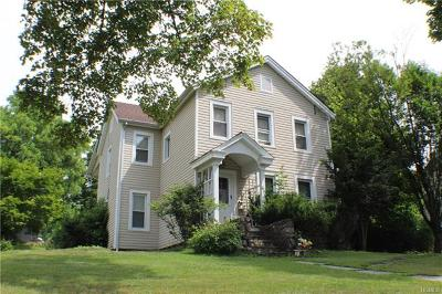 Warwick Single Family Home For Sale: 68 West Street