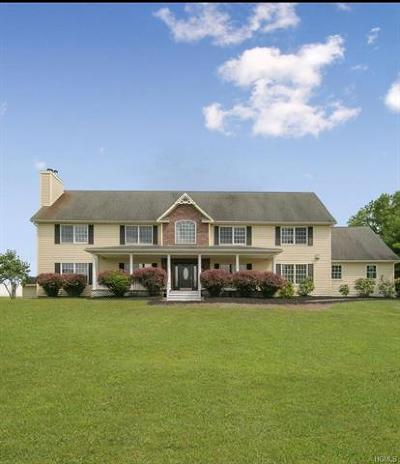 Bloomingburg Single Family Home For Sale: 107 Dunthorne Drive