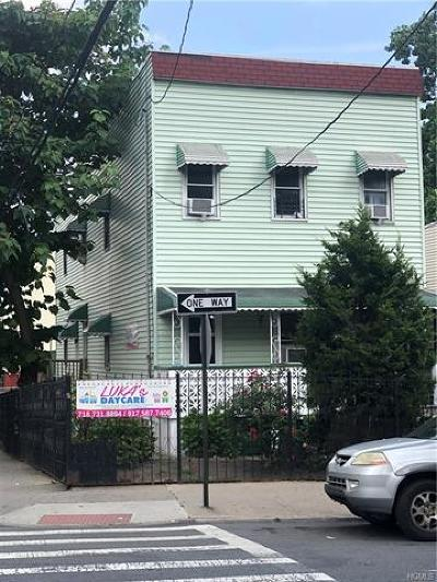 Bronx Residential Lots & Land For Sale: 2080 Anthony Avenue