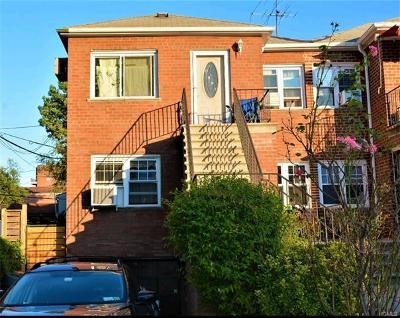 Bronx Multi Family 2-4 For Sale: 2928 East 196 Street