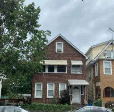Westchester County Multi Family 2-4 For Sale: 75 Saint Johns Place #75