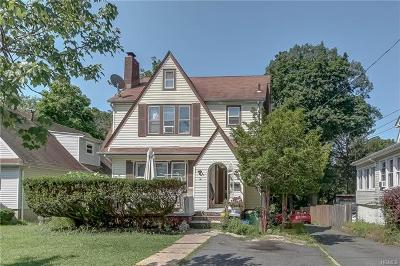 Single Family Home For Sale: 14 Garden Place