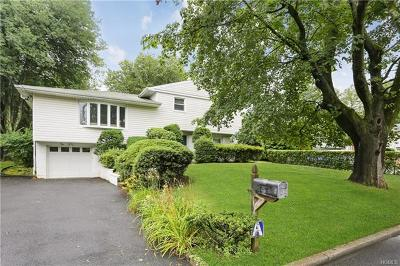 Elmsford Single Family Home For Sale: 5 Valleyview Road