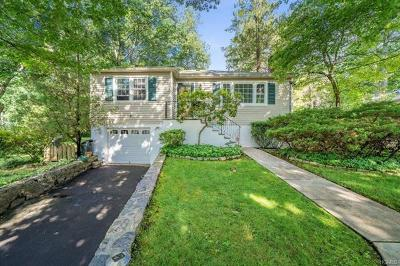 Hartsdale NY Single Family Home For Sale: $599,000