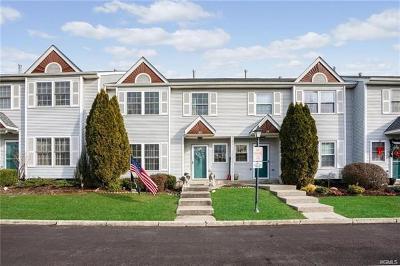 New Windsor Condo/Townhouse For Sale: 256 Quassaick Avenue #25