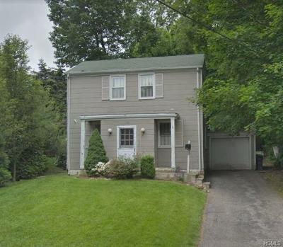 White Plains NY Single Family Home For Sale: $449,999