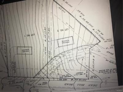 Residential Lots & Land For Sale: Dean Hill Road