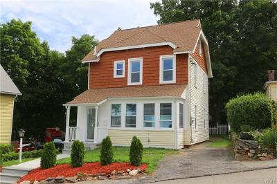 Peekskill Single Family Home For Sale: 1204 Maple Avenue