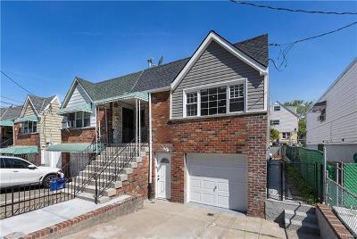 Single Family Home For Sale: 2053 Homer Avenue