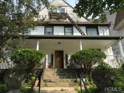 White Plains Multi Family 2-4 For Sale: 70 Robertson Avenue