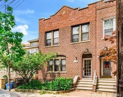Pelham Bay Multi Family 2-4 For Sale: 2879 East 195th Street