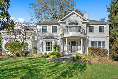 Chappaqua NY Single Family Home For Sale: $1,400,000