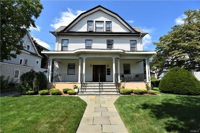 Mount Vernon Multi Family 2-4 For Sale: 170 Park Avenue