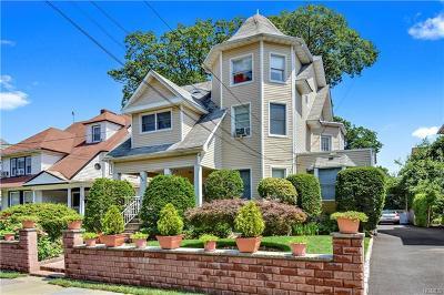 Mount Vernon Multi Family 2-4 For Sale: 269 Rich Avenue
