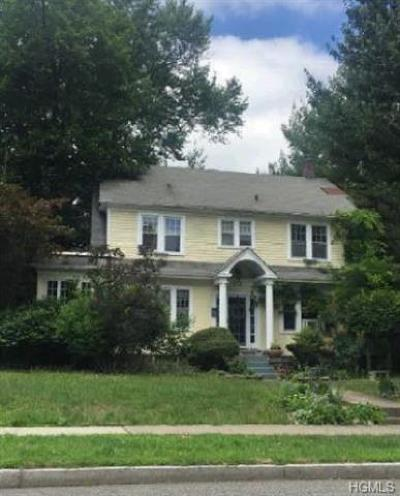Rockland County Single Family Home For Sale: 212 South Broadway