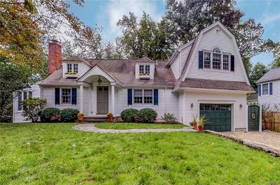 Connecticut Single Family Home For Sale: 6 Memory Lane