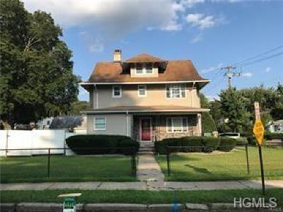 Rockland County Multi Family 2-4 For Sale: 42 Boulevard