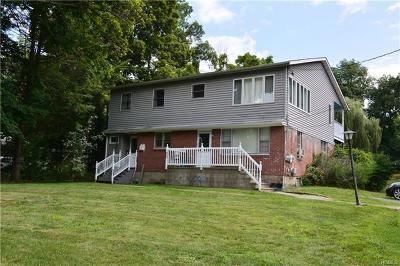 Newburgh Multi Family 2-4 For Sale: 1640 Route 300