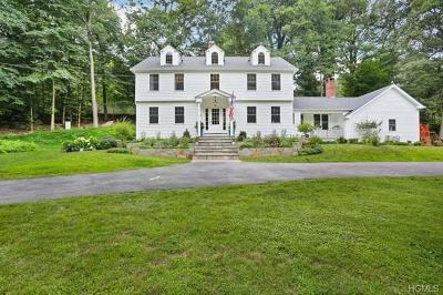 Connecticut Single Family Home For Sale: 24 Frontier Road