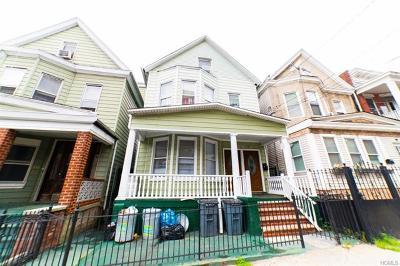 Multi Family 2-4 For Sale: 2667 Bainbridge Avenue