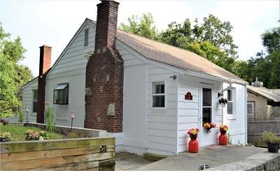 Lake Peekskill Single Family Home For Sale: 349 Lake Drive