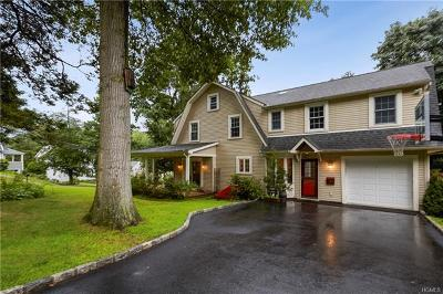 Pleasantville NY Single Family Home For Sale: $895,000