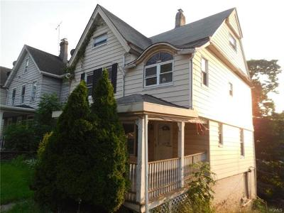 Ossining Single Family Home For Sale: 37 Linden Avenue