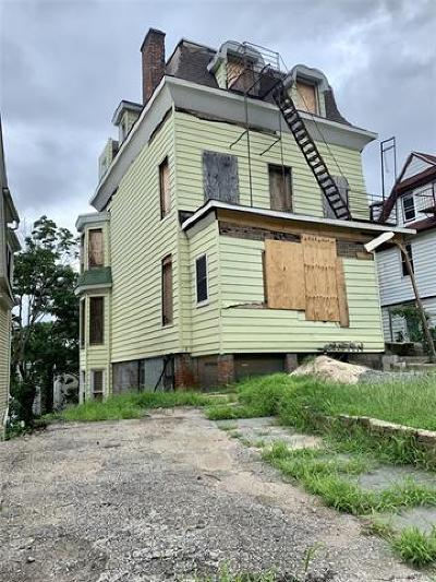 Yonkers Multi Family 2-4 For Sale: 355 Warburton Avenue