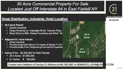 Hopewell Junction Residential Lots & Land For Sale: East Hook Cross Road