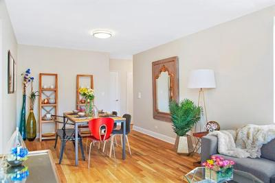 New York Condo/Townhouse For Sale: 441 Convent Avenue #6A
