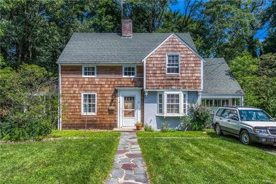 White Plains Single Family Home For Sale: 40 Edgewold Road