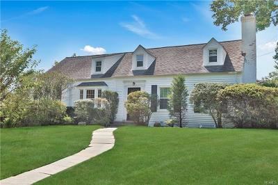 Scarsdale Single Family Home For Sale: 150 Plymouth Drive