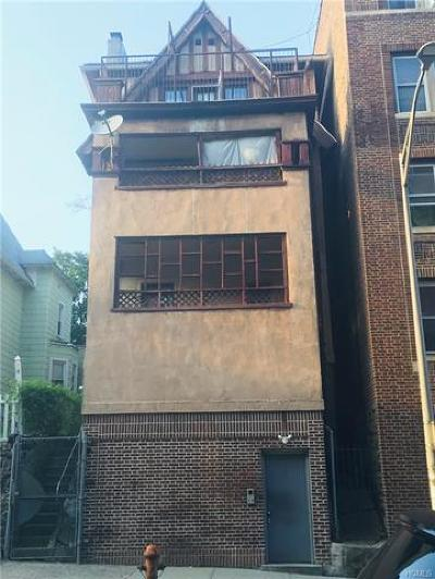 Yonkers Multi Family 2-4 For Sale: 67 Caryl Avenue