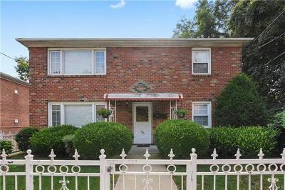 Yonkers Multi Family 2-4 For Sale: 258 Woodland Avenue