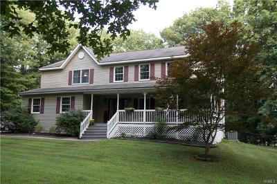 Washingtonville Single Family Home For Sale: 70 Toleman Road