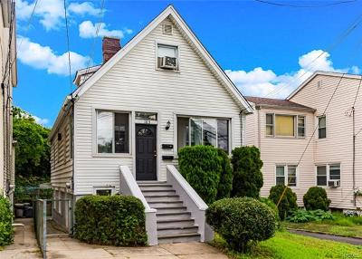 Yonkers Single Family Home For Sale: 103 Gavin Street