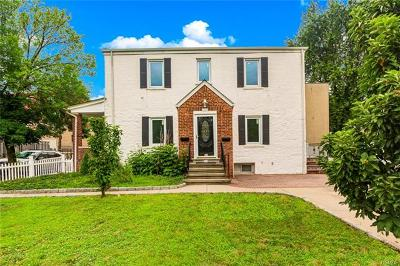 Yonkers Multi Family 2-4 For Sale: 525 Aka 527 Bronx River Road