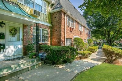 Suffern Condo/Townhouse For Sale: 159 Parkside Drive