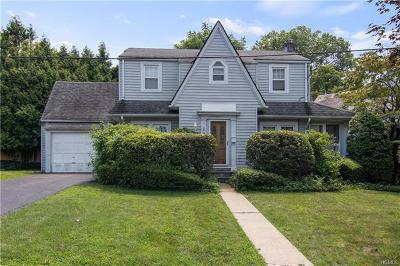 Yonkers Single Family Home For Sale: 14 Plymouth Avenue