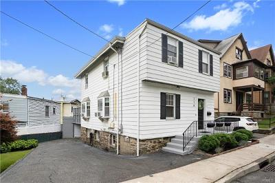 Mamaroneck Single Family Home For Sale: 116 Pelham Street