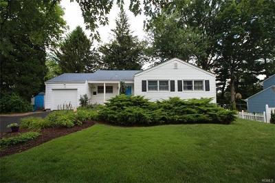 Orangeburg Single Family Home For Sale: 32 Fairview Lane