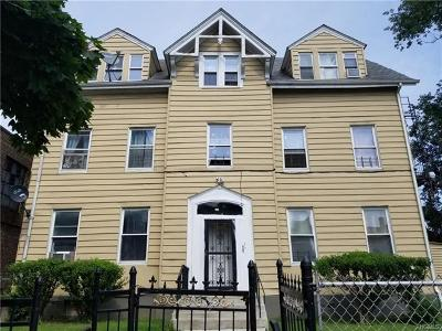 Mount Vernon Multi Family 2-4 For Sale: 211 South 2nd Avenue