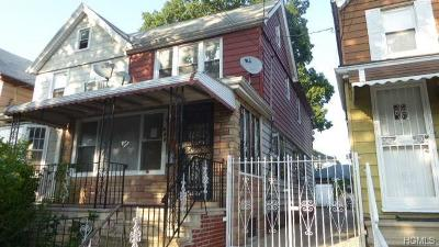 Brooklyn Single Family Home For Sale: 635 East 42 Street