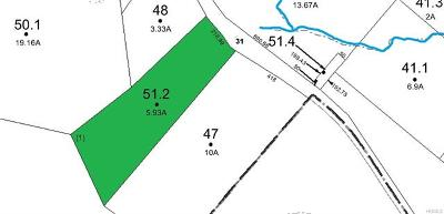 Glen Spey Residential Lots & Land For Sale: Lot 51.2 County Route 31